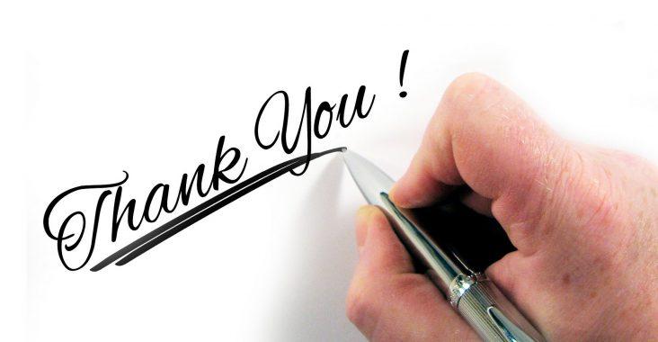 Saiba porque escrever os agradecimentos no seu trabalho, te economiza algumas críticas da banca 3